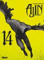 Couverture Ajin, tome 14 Editions Glénat (Seinen) 2020