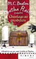 Couverture Agatha Raisin enquête, tome 13 : Chantage au presbytère Editions France Loisirs (Piment - Noir) 2019