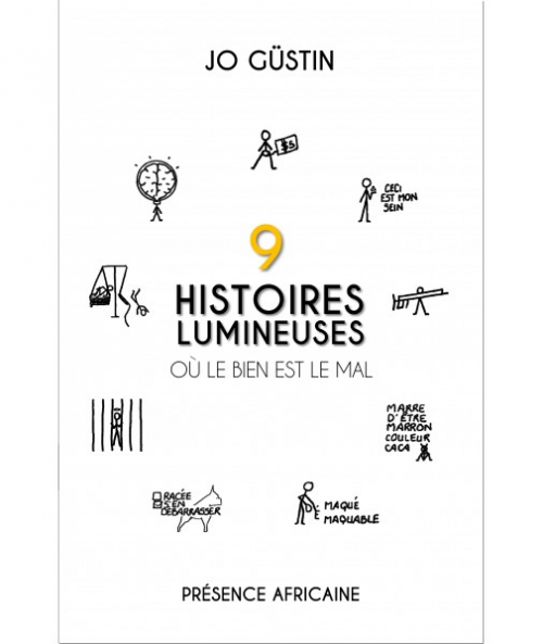 Couverture 9 Histoires lumineuses
