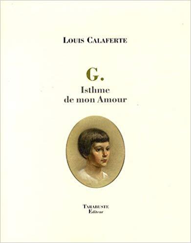Couverture G., Isthme de mon Amour