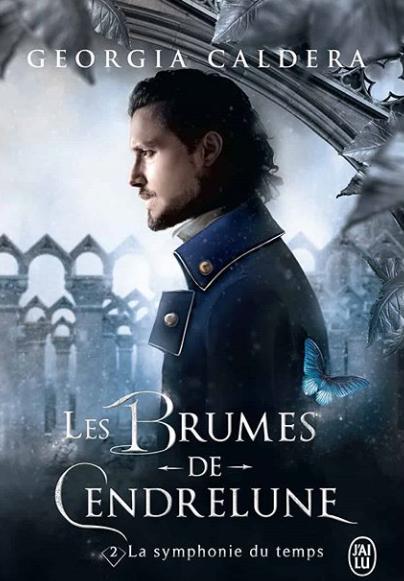 Couverture Les Brumes de Cendrelune, tome 2 : La symphonie du temps