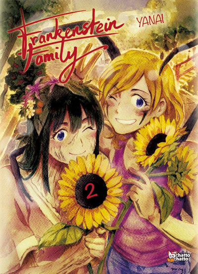 Couverture Frankenstein Family, tome 2
