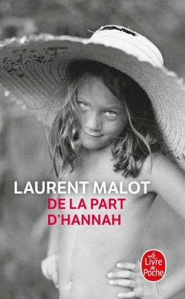 Couverture De la part d'Hannah