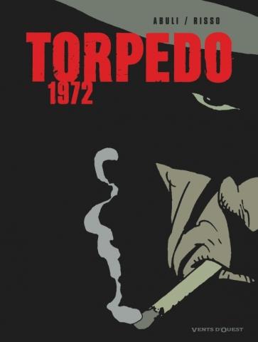 Couverture Torpedo 1972 (version N&B)