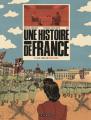 Couverture Une histoire de France, tome 1 : La dalle rouge Editions Le Lombard 2019