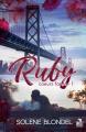 Couverture Coeurs fanés, tome 1 : Ruby Editions MxM Bookmark (Teen Spirit) 2019