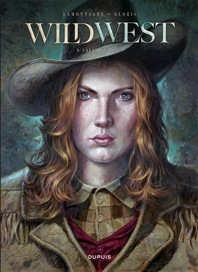 Couverture Wild West, tome 1 : Calamity Jane