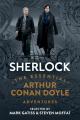 Couverture Sherlock: The Essential Arthur Conan Doyle Adventures  Editions Pegasus Books 2017