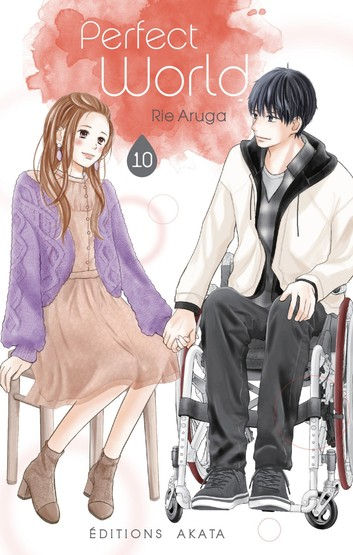 Couverture Perfect world, tome 10