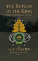 Couverture Le Seigneur des Anneaux, tome 3 : Le retour du roi Editions HarperCollins 2005