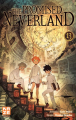 Couverture The Promised Neverland, tome 13 Editions Kazé (Shônen) 2020