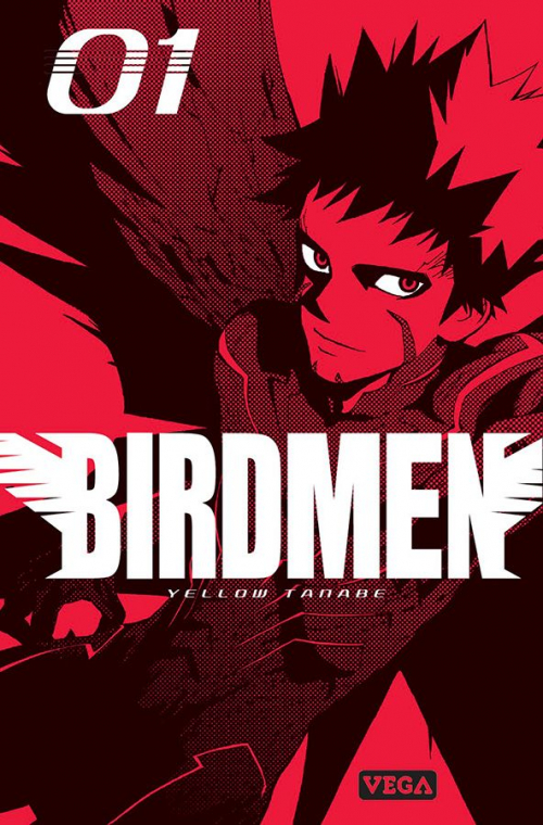 Couverture Birdmen, tome 01