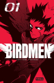 Couverture Birdmen, tome 01 Editions Vega (manga) 2020