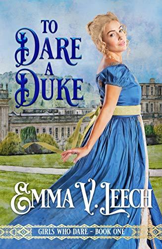 Couverture Girls who Dare, book 1 : To Dare a Duke