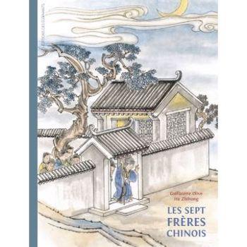 Couverture Les Sept Frères Chinois
