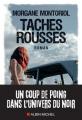 Couverture Taches rousses Editions Albin Michel (Spécial policier) 2020