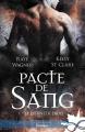 Couverture Le dernier Drae, tome 1 : Pacte de sang Editions Infinity (Onirique) 2019