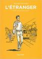 Couverture L'étranger (BD) Editions Gallimard  (Bande dessinée) 2015