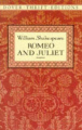 Couverture Roméo et Juliette Editions Dover Thrift (Unabridged) 1993
