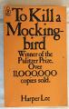 Couverture Ne tirez pas sur l'oiseau moqueur Editions Pan Books 1974