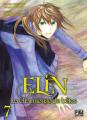 Couverture Elin : La charmeuse de Bêtes, tome 07 Editions Pika (Seinen) 2020