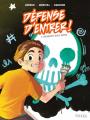 Couverture Défense d'entrer, tome 1 : Réservé aux gars Editions Kennes 2019
