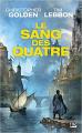 Couverture Le Sang des Quatre Editions Bragelonne 2020