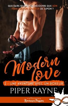 Couverture Modern Love, tome 2 : Une aventure avec un boxeur