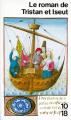 Couverture Tristan et Iseut / Tristan et Iseult / Tristan et Yseult / Tristan et Yseut Editions 10/18 (Bibliothèque médiévale) 2007