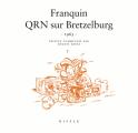 Couverture Spirou et Fantasio, tome 18 : QRN sur Bretzelburg Editions Niffle 2015