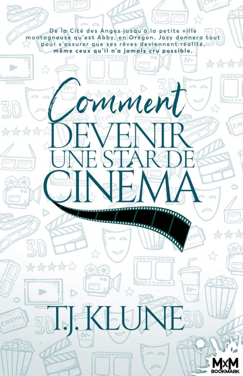 Couverture Comment ...., tome 2 : Comment devenir une star de cinéma