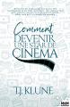 Couverture Comment ...., tome 2 : Comment devenir une star de cinéma Editions MxM Bookmark 2020