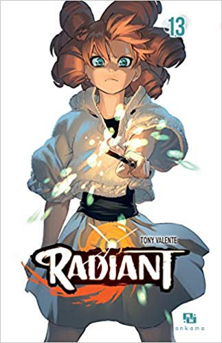 Couverture Radiant, tome 13