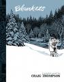 Couverture Blankets, Manteau de neige Editions Faber & Faber 2017
