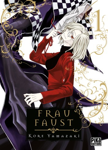 Couverture Frau Faust, tome 1