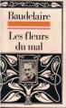 Couverture Les fleurs du mal / Les fleurs du mal et autres poèmes Editions Le Livre de Poche (Classique) 1972