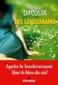 Couverture Les lendemains Editions Albin Michel 2020
