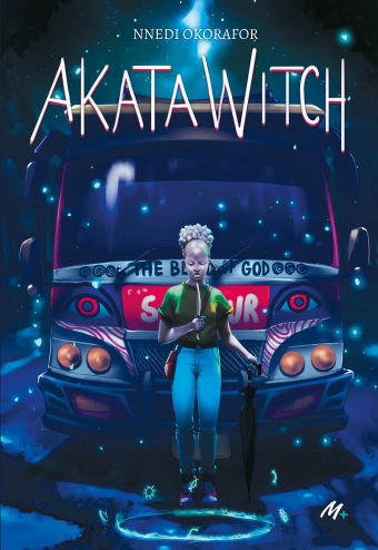 Couverture Akata Witch, tome 1