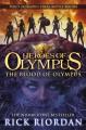 Couverture Héros de l'Olympe, tome 5 : Le Sang de l'Olympe Editions Penguin books 2014