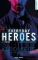 Couverture Everyday Heroes, tome 1 : Cuffed Editions Hugo & cie (New romance) 2020