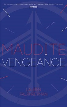 Couverture Maudit Cupidon, tome 3 : Maudite Vengeance