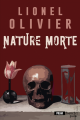 Couverture Nature morte Editions French pulp (Polar) 2019