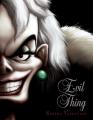 Couverture Cruelle diablesse Editions Disney-Hyperion 2020