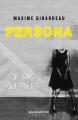 Couverture Persona  Editions Mazarine 2020
