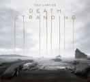 Couverture Tout l'art de Death Stranding Editions Bragelonne (Pop Culture) 2020