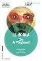 Couverture Le Horla Editions Folio  (+ Collège) 2017