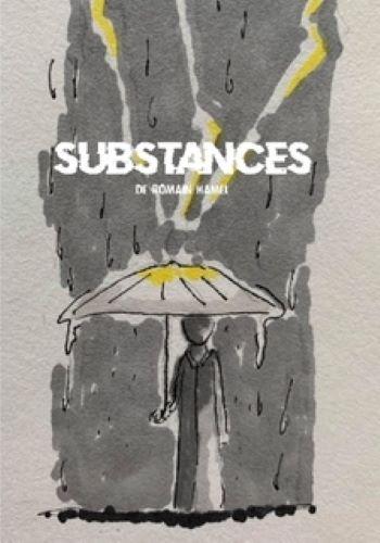 Couverture Substances