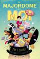 Couverture Le majordome et moi Editions L'École des loisirs (Médium) 2020