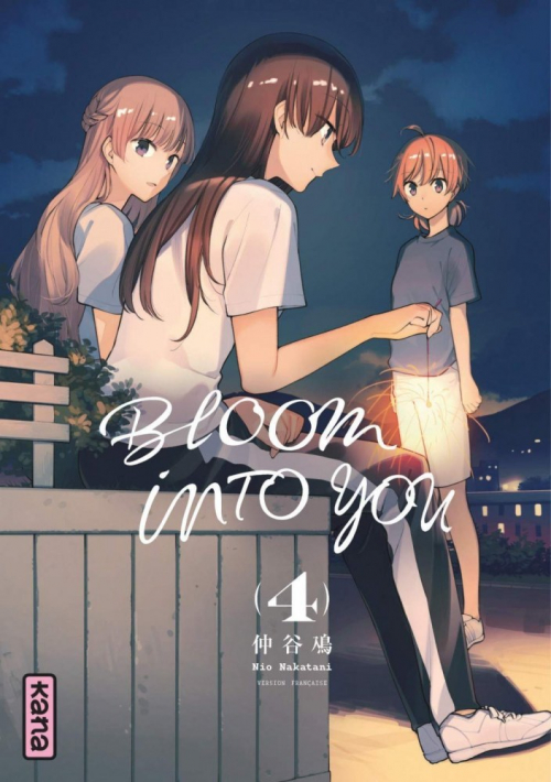 Couverture Bloom Into You, tome 4