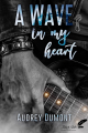 Couverture A wave in my heart Editions Black Ink 2020